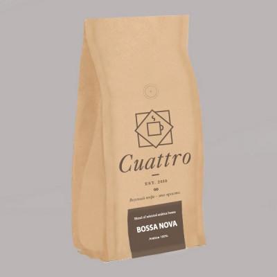 Кофе CUATTRO Bossa Nova (упаковка 500 г)